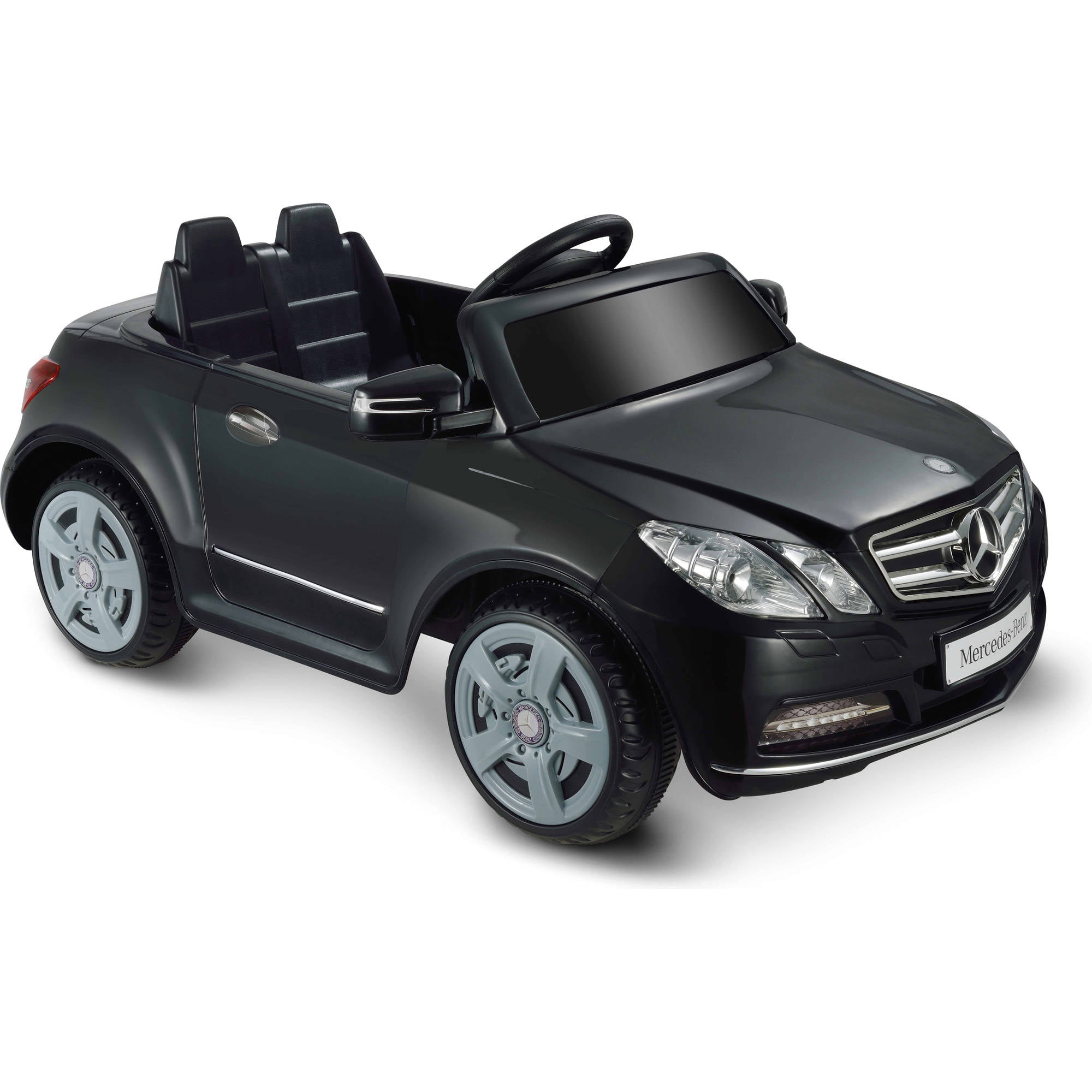kid motorz one seater mercedes benz e550 6 volt battery operated ride on walmartcom
