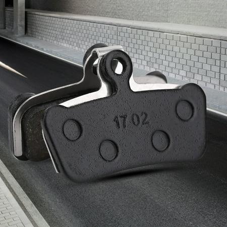 4 Pairs Bike Metallic Disc Brake Pad For XO E7 E9 Trail Guide Series