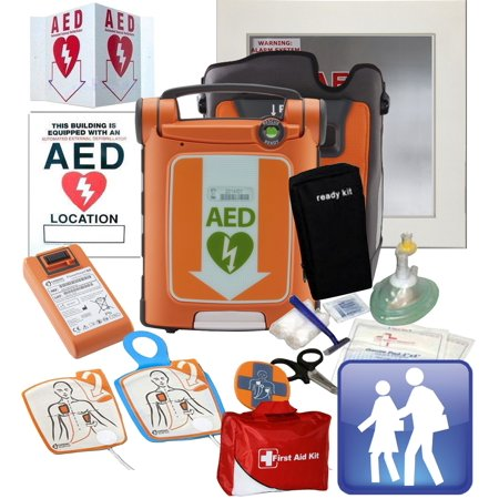 Cardiac Science Powerheart G5 School And Community Value Package