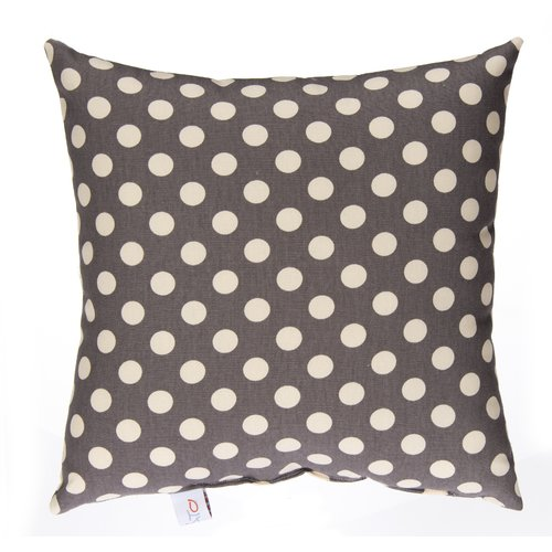 Glenna Jean North Country Dot Cotton Throw Pillow