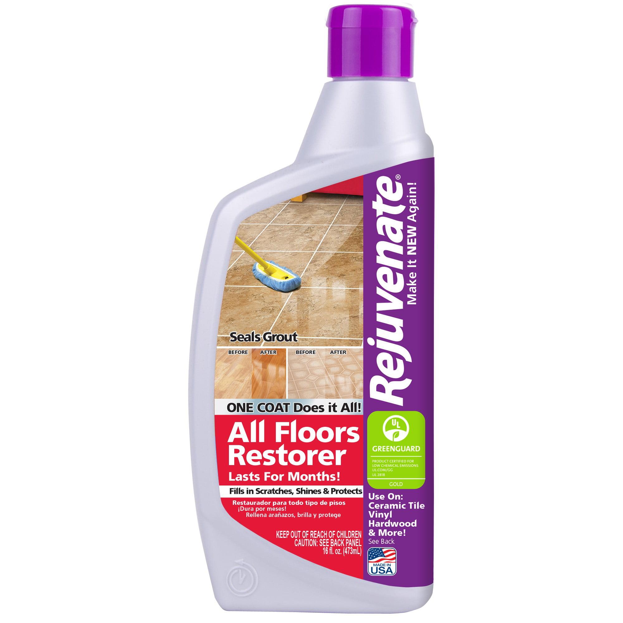 Rejuvinate All Floor Restorer, 16 Oz