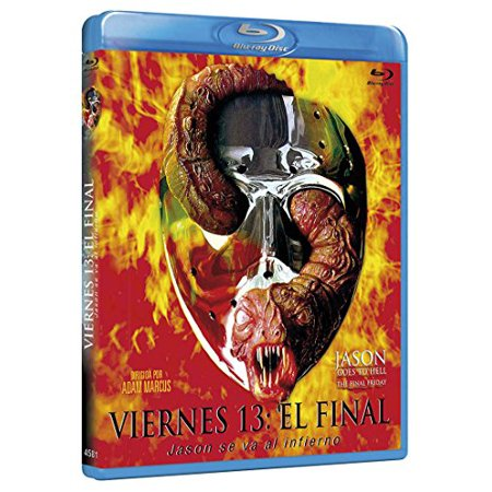 Jason Goes to Hell: The Final Friday [ Blu-Ray, Reg.A/B/C Import - Spain
