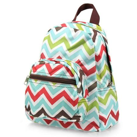 998c315b2889 Zodaca - Zodaca Stylish Kids Small Travel Backpack Girls Boys Schoolbag  Children s Bookbag Lunch Bag - Walmart.com