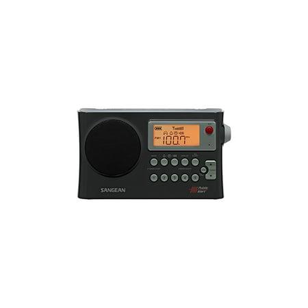 Sangean Pr D4w Am Fm Weather Alert Portile Radio With Bandwidth Narrowing  Am Auto Tracking