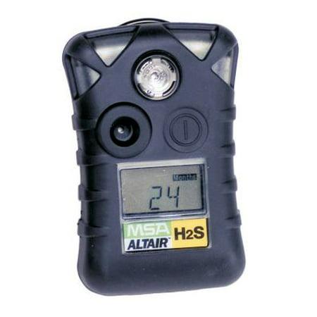 MSA 10092521 ALTAIR Single Gas Detector: Hydrogen Sulfide H2S
