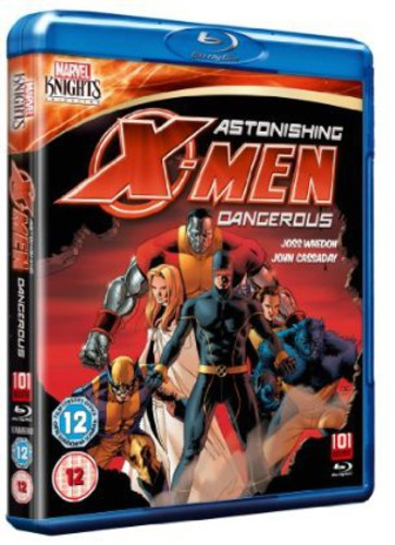 Astonishing X-Men: A Dangerous (Blu-ray) by