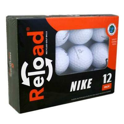 2PK Reload Recycled Nike Golf Balls-12 piece