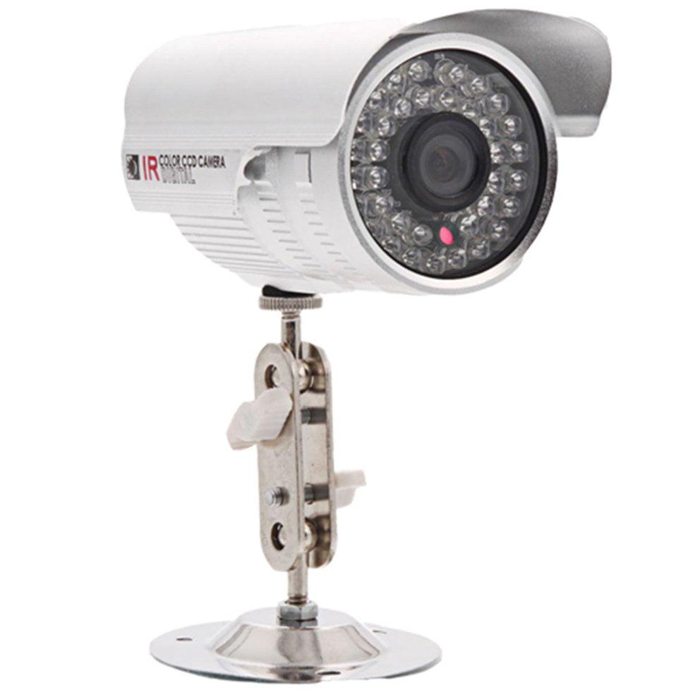 1/3 Recording DVR HD Camera Night Vision Surveillance Security Indoor Outdoor Monitor CCTV Column System Video Recorder