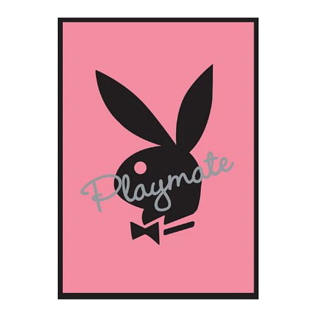Playboy Poster Playmate Bunny Logo New 24x36