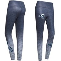 Los Angeles Rams Concepts Sport Women's Flyaway Knit Sublimated Leggings - Charcoal