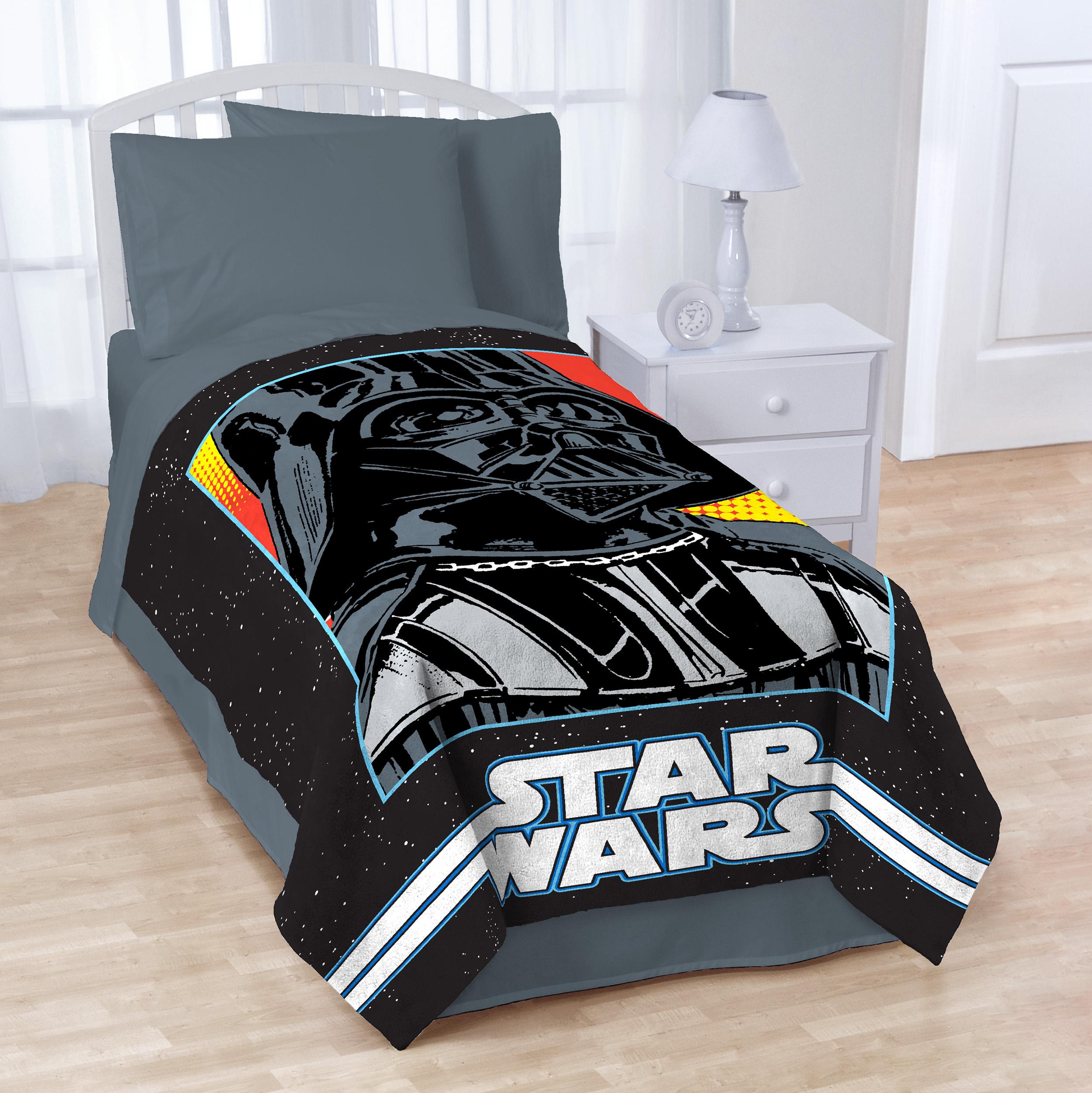Star Wars Classic Grid Blanket...
