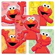 Scented Elmo Stickers - 50 Per Pack