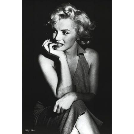 Marilyn Monroe Poster Poster Print - Marilyn Monroe Party Supplies