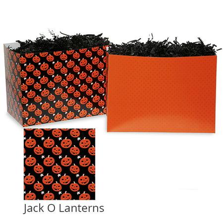 Small Halloween Basket Box - Halloween Baskets Wholesale
