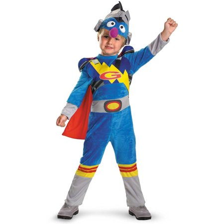 Sesame Street Super Grover 2.0 Toddler Halloween Costume