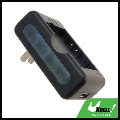 US Plug AC110-240V USB Travel Adaptor Desktop Battery Charger for Dopod S1