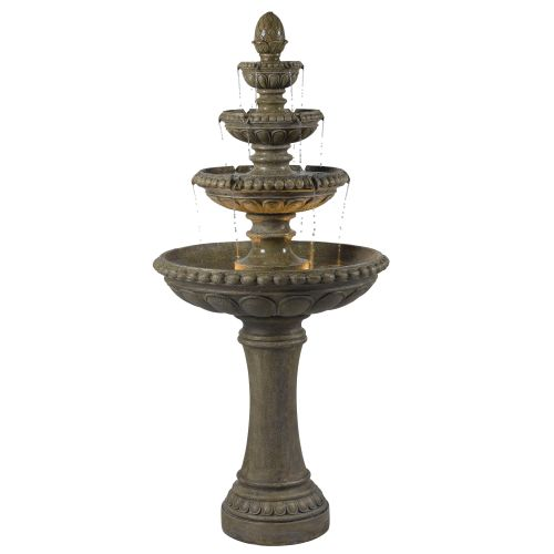 Rialto Outdoor Floor Fountain by Generic