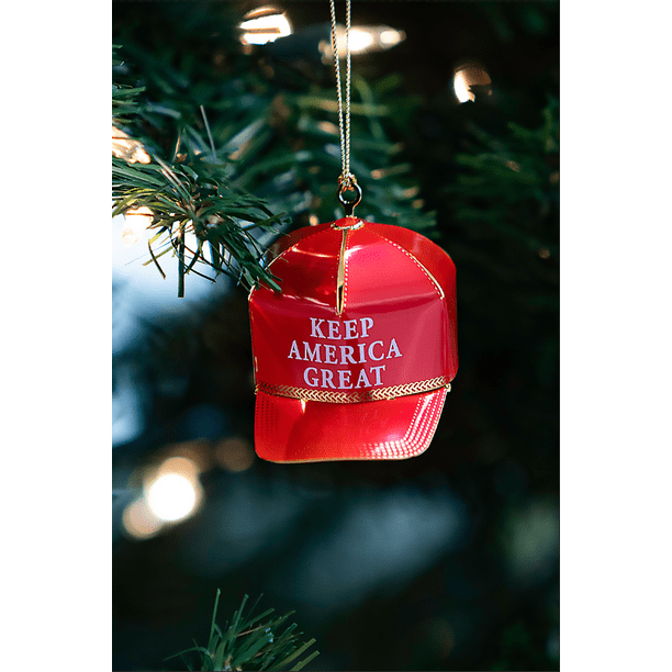 Trump Official Christmas Picture 2020 Official 2020 Trump Make America Great Again Red Cap Collectible