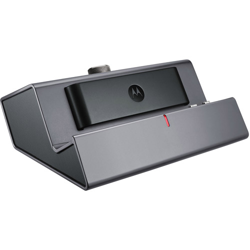 Motorola HD Station - Docking station - for Motorola DROID 3, DROID 4, electrify; DROID Xyboard 10.1, 8.2