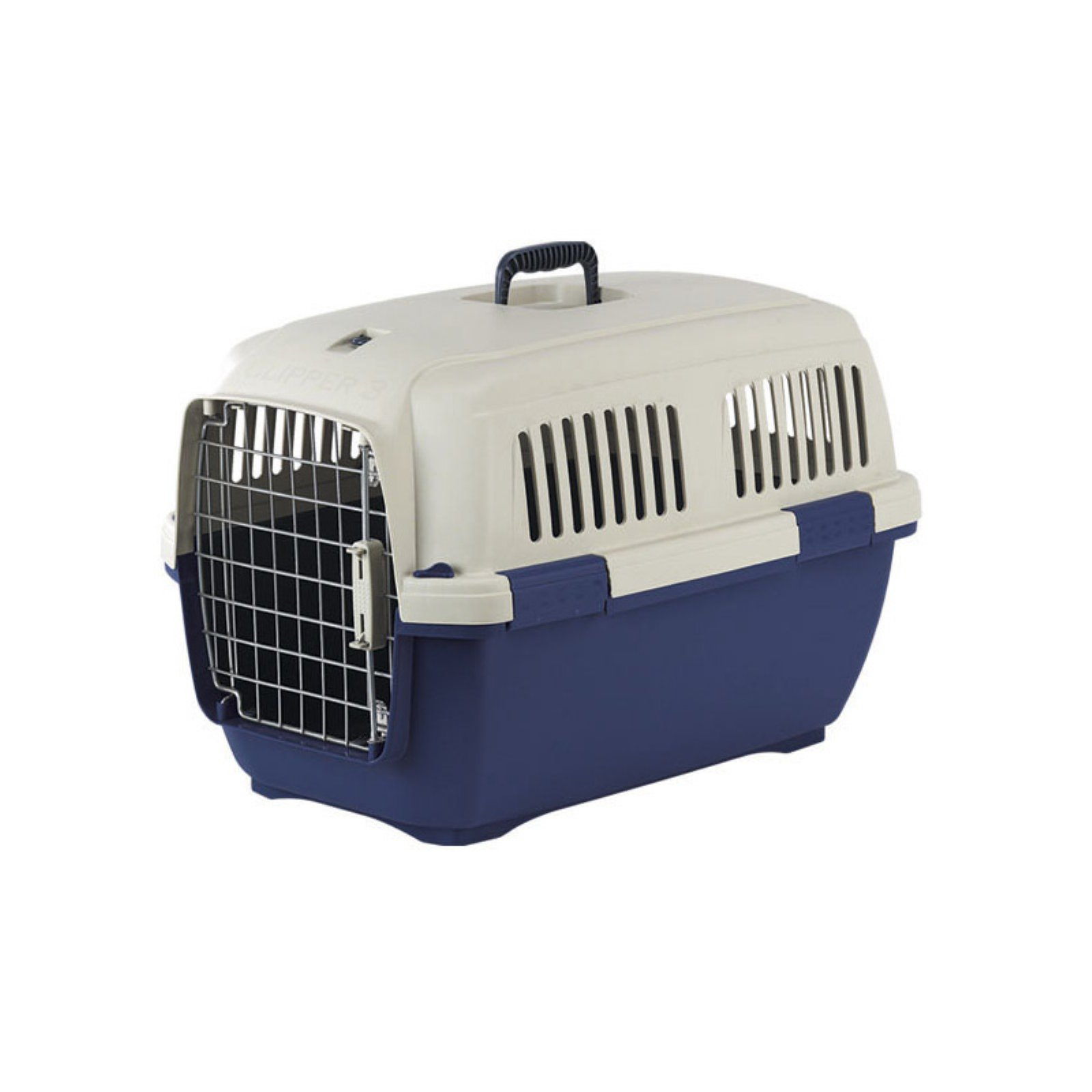 Clipper Cayman Plastic Pet Carrier by Marchioro USA Inc