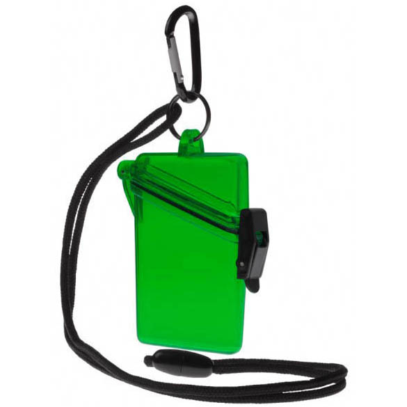 Witz See-It Safe Sport Case Green by Witz Manufacturing