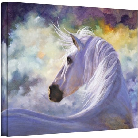 Artwall Marina Petro  Spirit  Gallery Wrapped Canvas