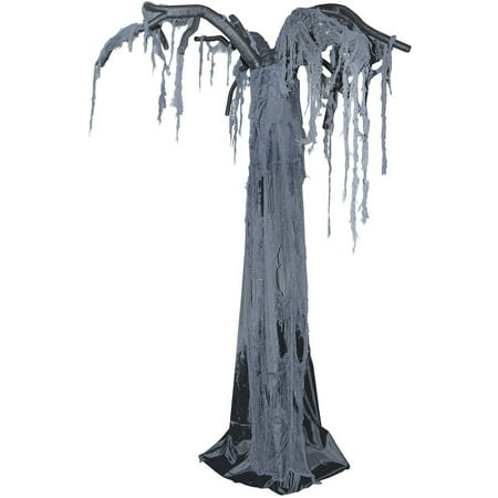 Hanging Haunted Tree Halloween Decoration](Haunted Tree Face)