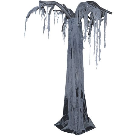 Hanging Haunted Tree Halloween - Halloween Inflatable Haunted Tree