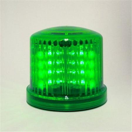 Produits Fortune PL-300GJ Ultra Bright feux - LEDs, fonctionnant sur batterie-Jack-Vert - image 1 de 1