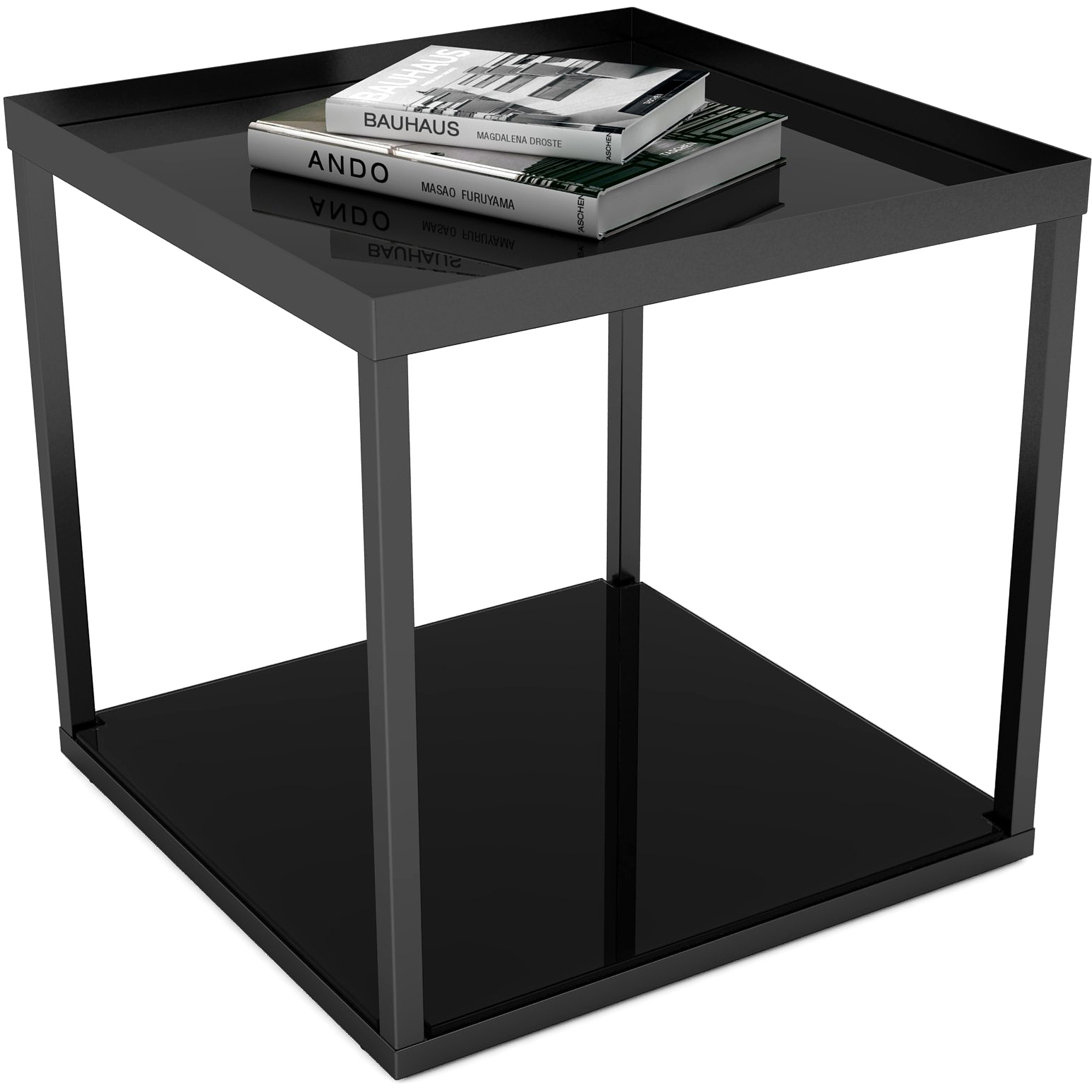 Atlantic Modular Side Table, Multiple Colors