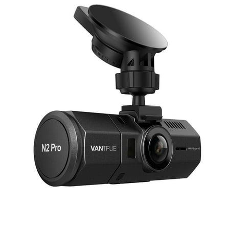 Vantrue N2 PRO - Dual Dash Cam - Sony Exmor HD Sensor - Infrared Night Vision