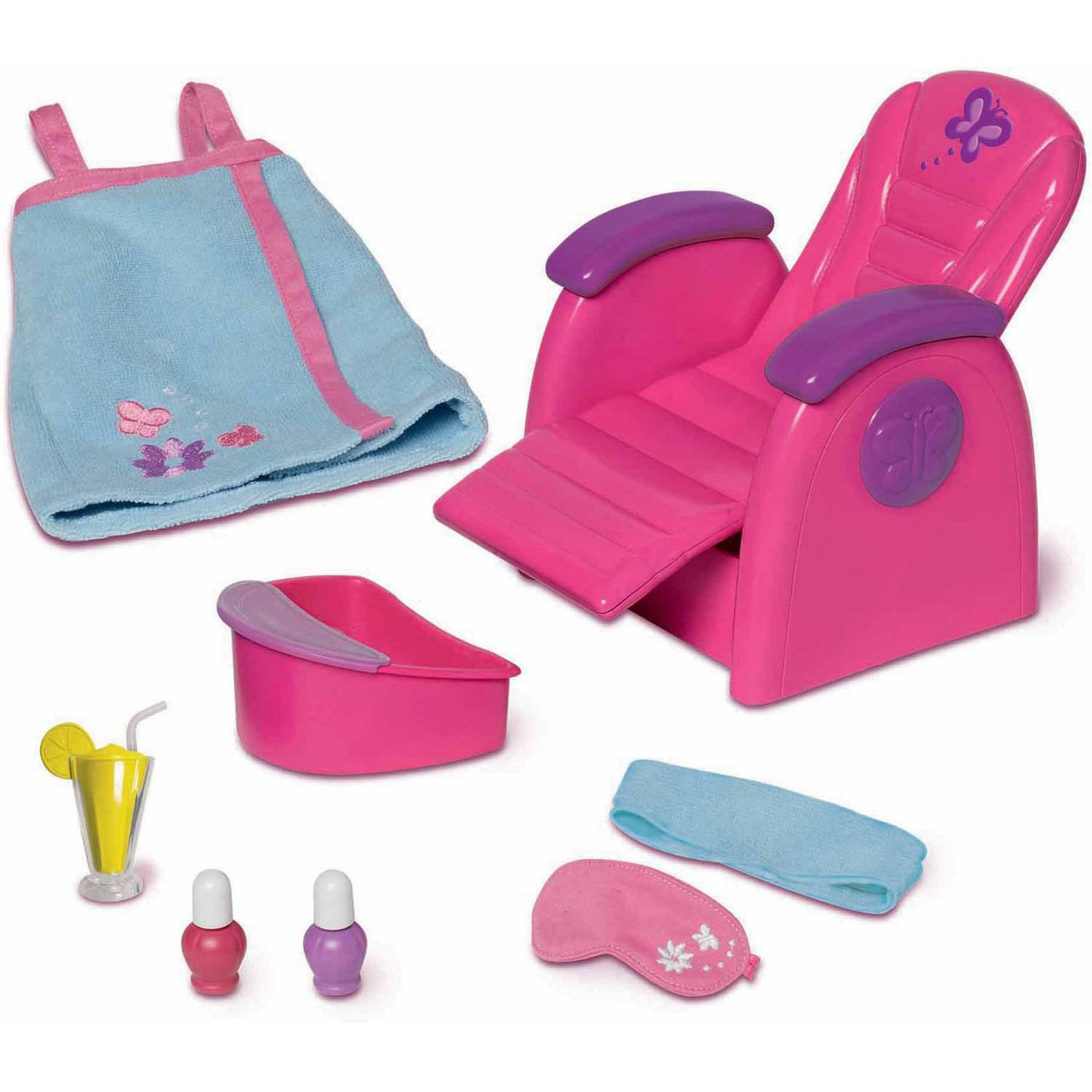 My Life As Spa Chair Play Set Walmart