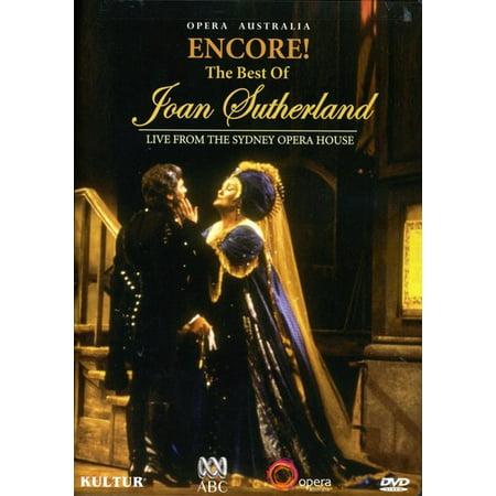 Encore: Best of Joan Sutherland (Best Encore Servewares)