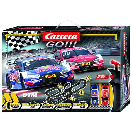 Carrera GO!!! DTM Master Class 1:43 Scale Slot Car Race Set (Carrera Preise)