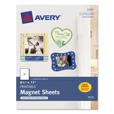 Avery Printable Magnet Sheets