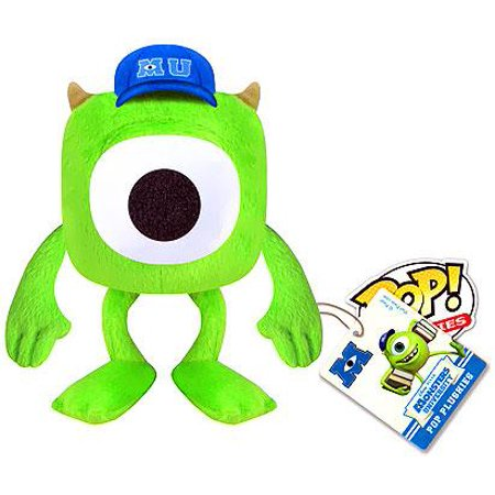 Funko Disney Monsters University POP! Plushies Mike Wazowski Plush