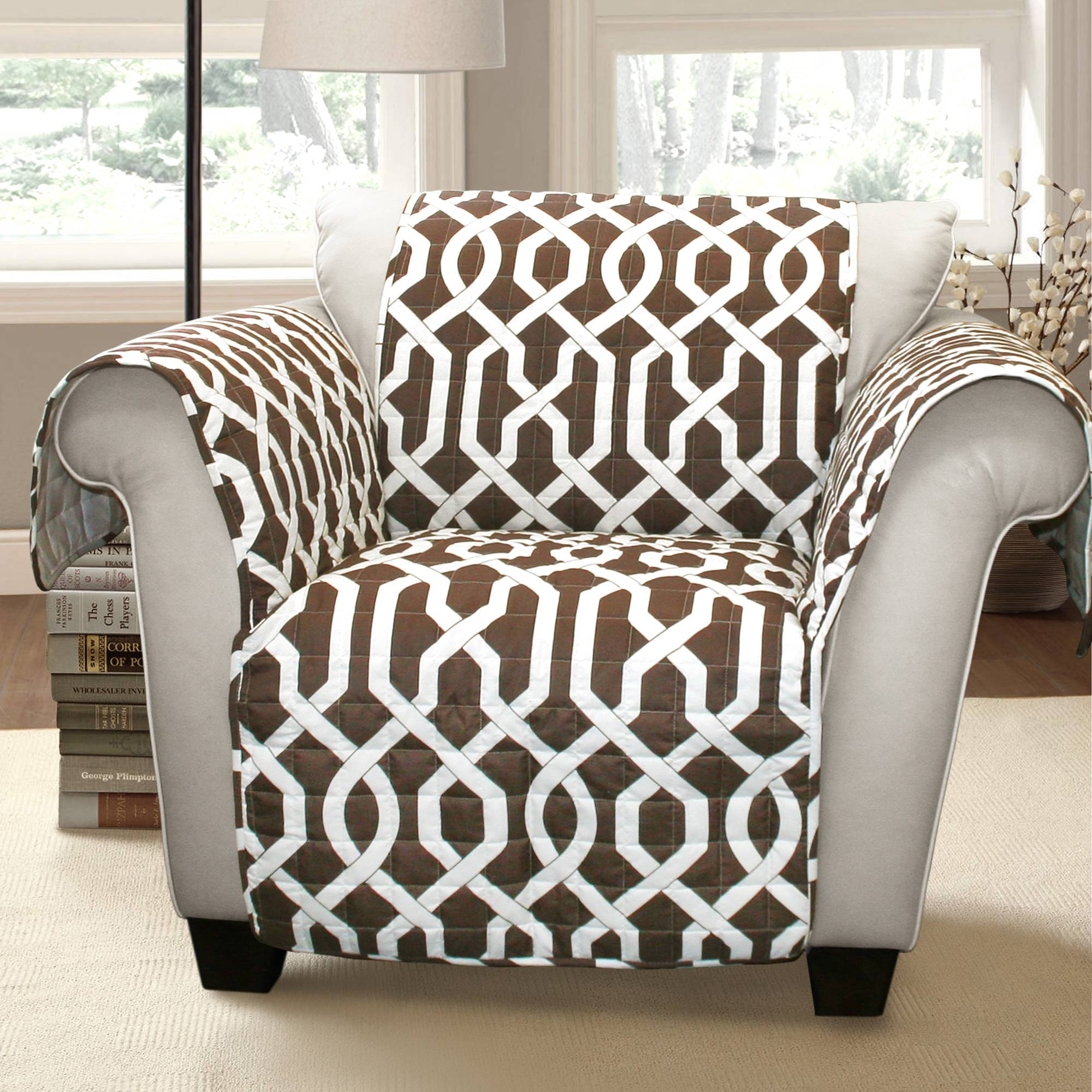 Edward Furniture Protector, Trellis Arm Chair   Walmart.com
