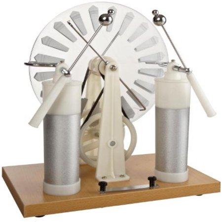 American Educational 7 509 Plastic Economy Wimshurst Machine