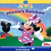 Mickey Mouse Clubhouse: Minnie's Rainbow - eBook