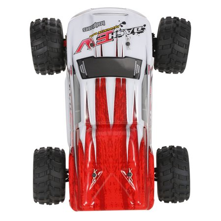 WLtoys A979-B 2.4G 1/18 Scale 4WD 70KM/h High Speed Electric RTR Truck RC Car - image 2 de 7