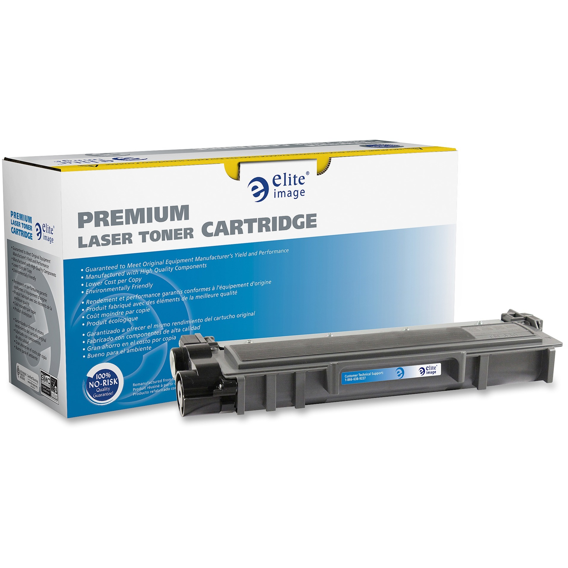 Elite Image, ELI76157, Replacement BRT TN630 Toner Cartridge, 1 / Each