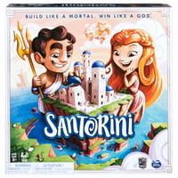 Santorini Strategy-Based Board Game