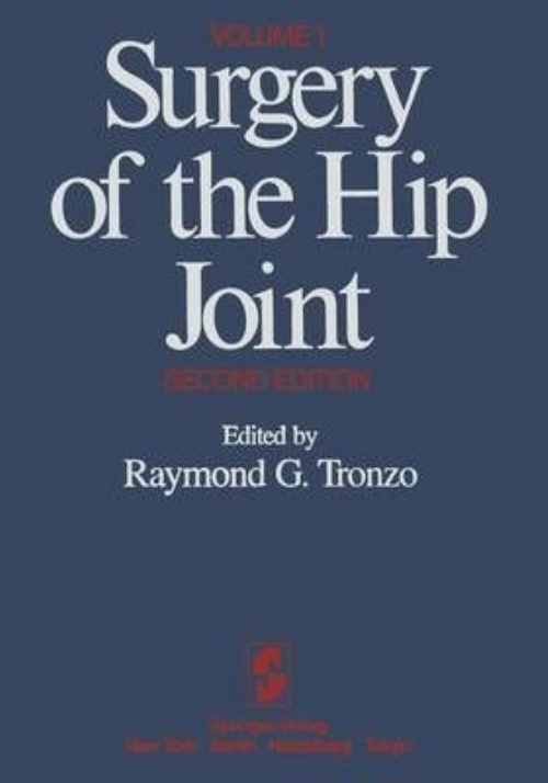 Click here to buy Surgery of the Hip Joint.