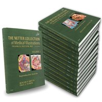 The Netter Collection of Medical Illustrations Complete Package (Hardcover)