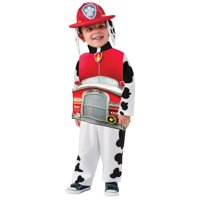 Paw Patrol Marshall Deluxe Toddler Costume - (2T-4T)