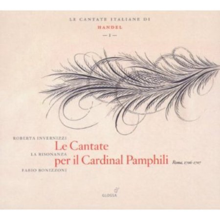 Louisville Cardinals Vinyl (Cantante Per Il Cardinal Pamphili Italian 1 (CD))