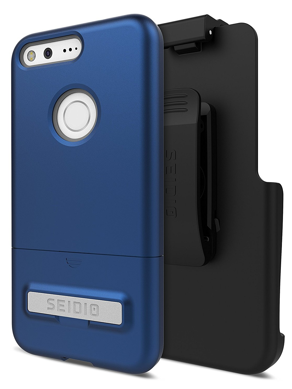 Seidio SURFACE Combo for Google Pixel Royal Blue Gray by Seidio