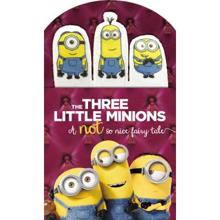 Minions: The Three Little Minions : A Not So Nice Fairy Tale - Name Of The Minions