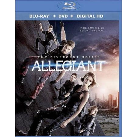 Divergent Series: Allegiant Blu-ray/DVD | Walmart Canada