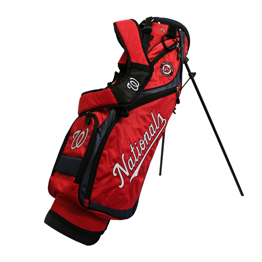 Team Golf MLB Nassau Golf Stand Bag